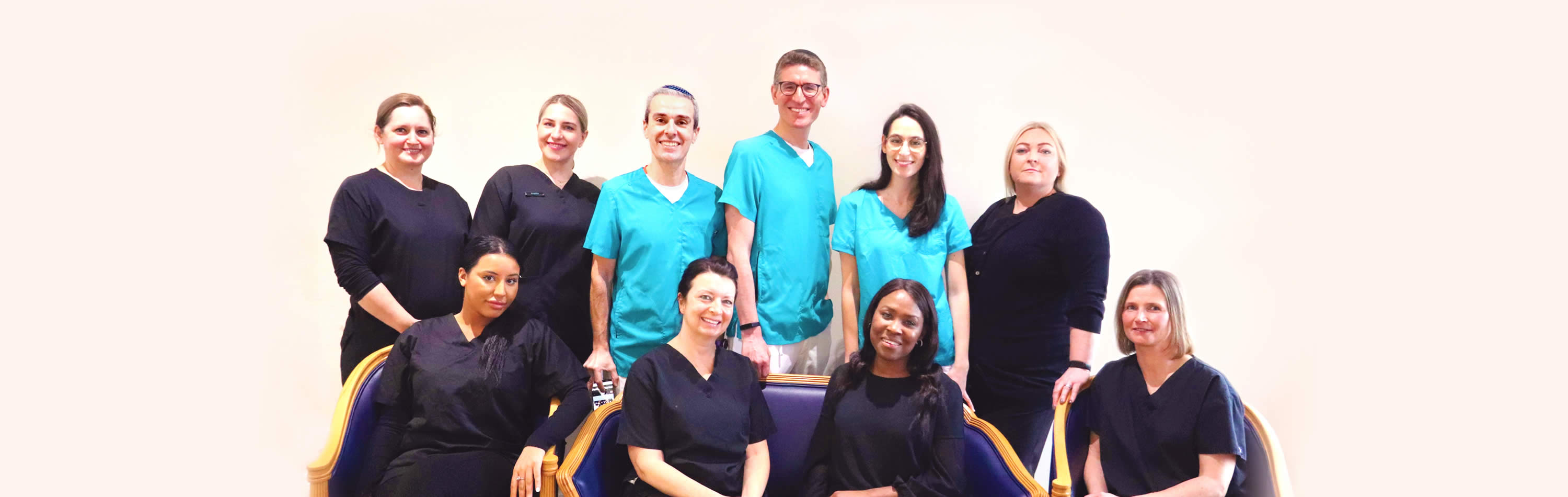 BDS Dental Team in Golders Green